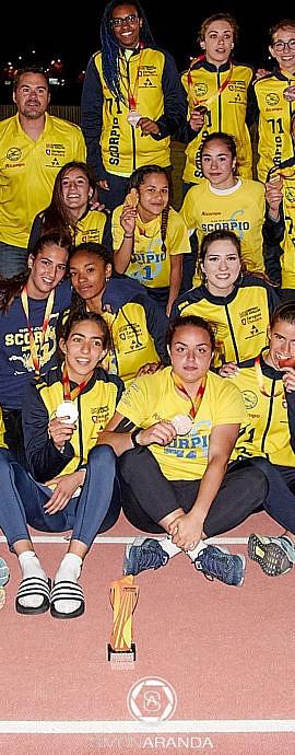 XXXIII CAMPEONATO DE ESPAÑA DE CLUBES SUB 20 FINAL A