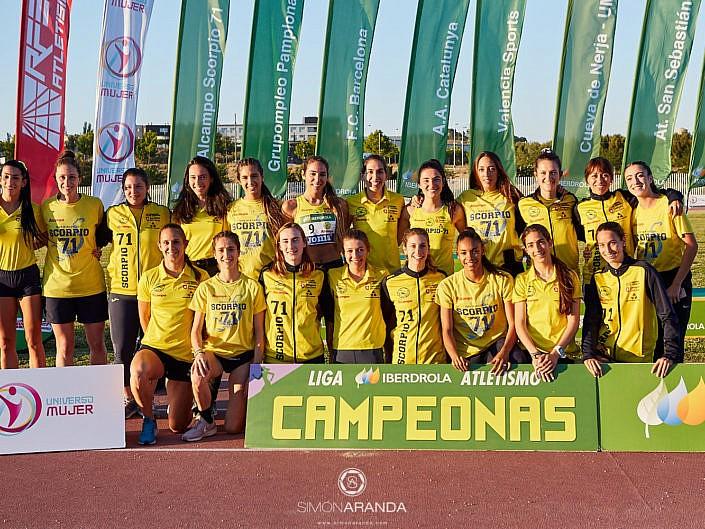 Final Liga Iberdrola 2019