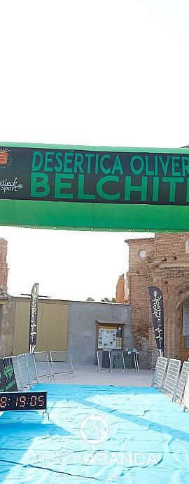 Desértica Olivera Belchite 2019